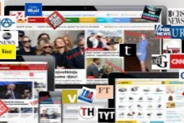 Market war between social networks and newspaper portals