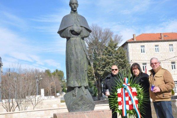 HSP u Dugopolju obilježio 59. obljetnicu smrti blaženog kardinala Alojzija Stepinca