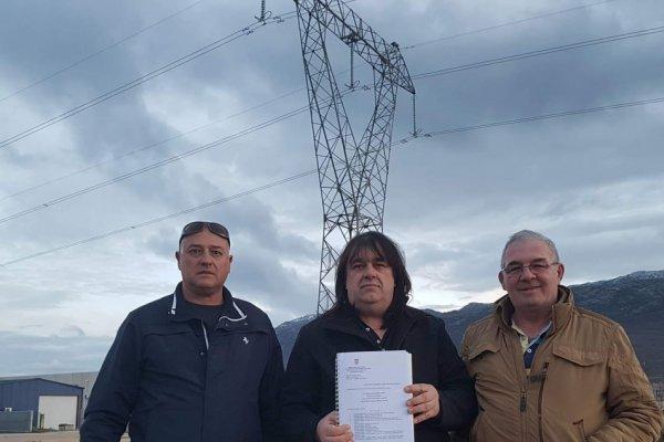 HSP Dugopolje traži izmještanje dalekovoda iz centra Dugopolja…
