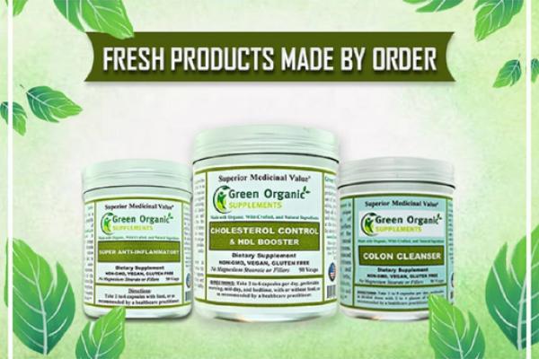 Buy Quality Organic Glycine Powder Online Using Green Organic Supplements