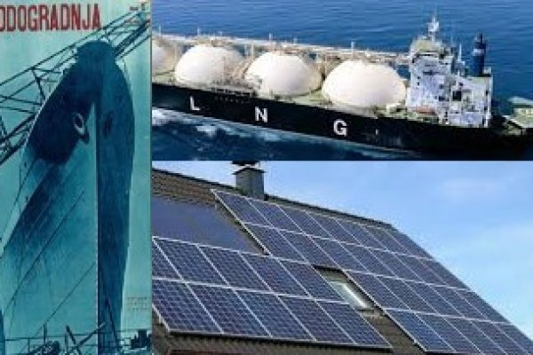 Energetska neovisnost i diverzifikacija izvora energenata