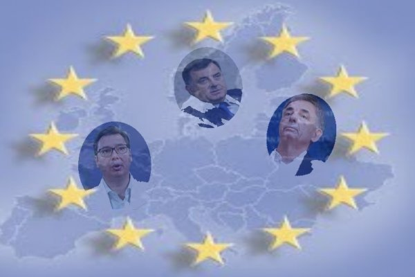 Jesu li Hrvatsko - Srpski odnosi naš najveći problem?