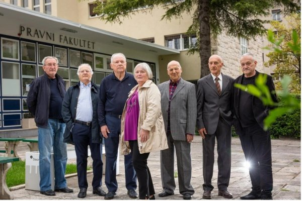 Prije pola stoljeća digli su svoj glas protiv hegemonije u komunističkoj Jugoslaviji, a zbog toga su bili proganjani i zatvarani. Upoznajte splitske studente sudionike Hrvatskog proljeća