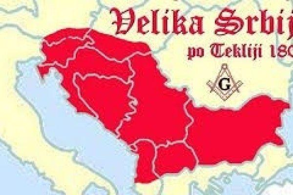 """Obilježavanje novih granica """"Srpskog sveta"""""""