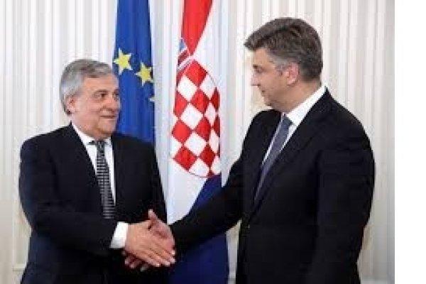 Tajani i talijanska nacionalna strategija