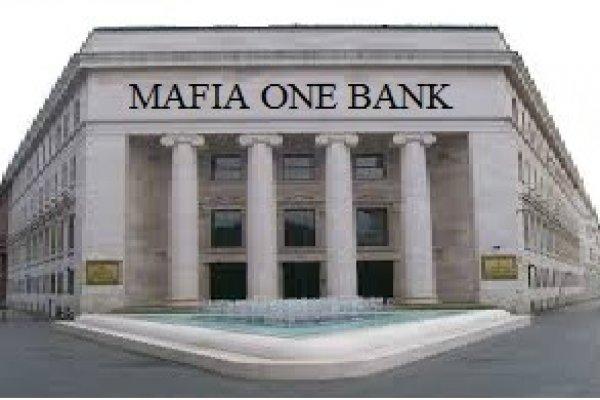Hrvatska bankarska mafija