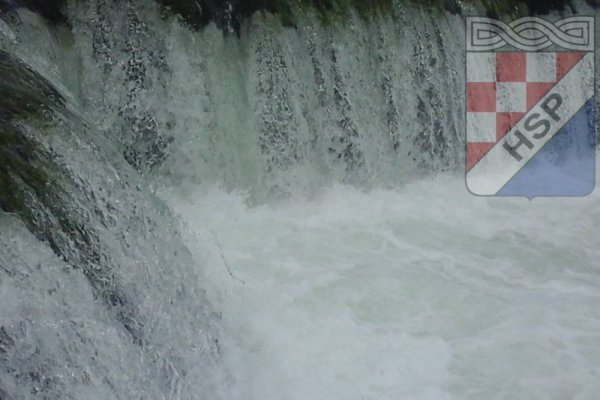 Otvoreno pismo HSP-a vezano za vodu u Splitsko dalmatinskoj županiji.