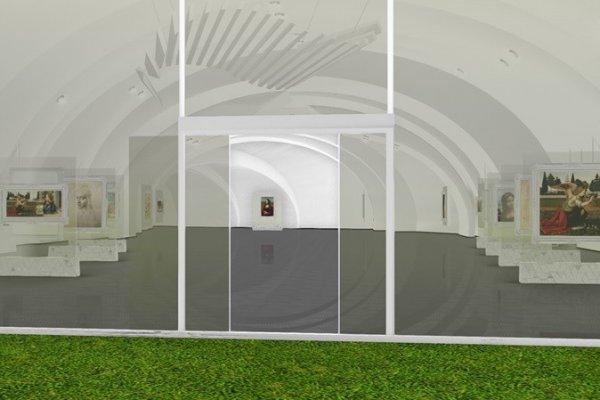 Le leader mondial des reproductions de peintures à l'huile lance 13 203 musées 3D virtuels